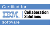Certified for IBM Collaboration Solutions