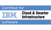 Certified for IBM Cloud & Smarter Infrastructure